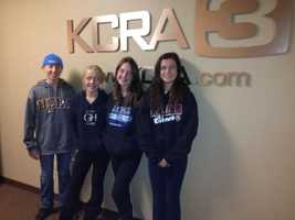 KCRA kicks off the annual Kids Can Food Drive at Cal Expo. The drive will continue for five weeks. For more information, gohere.