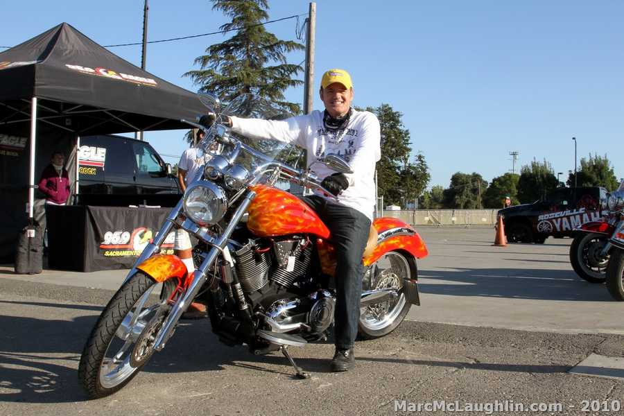 Walt Gray Ride 2010