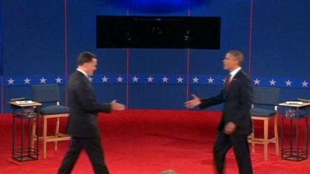 President Obama and former Massachusetts Gov. Mitt Romney squared off during the second presidential debate on Tuesday. How did they do? We went to our Facebook friends to find out.