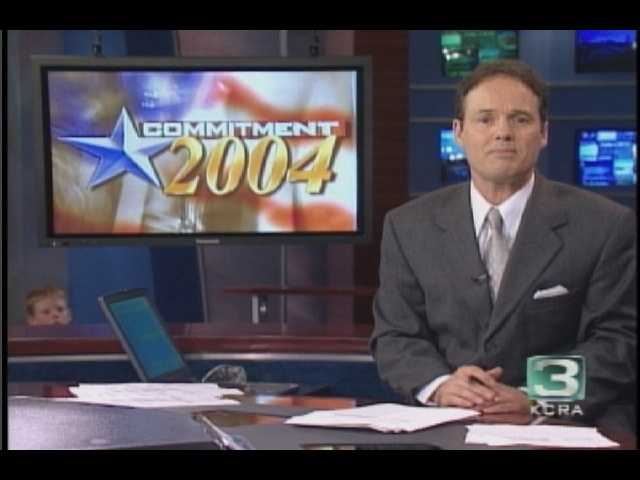 Commitment 2004 coverage with Walt Gray.