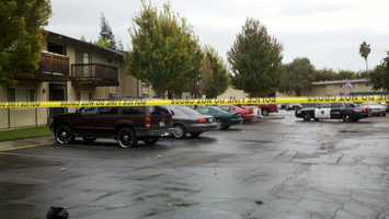 Two bodies were found at a Stockton apartment complex early Monday morning, police said.Read full story.