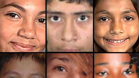 All of the children in this slideshow went missing in California within the last one and half years. These photos are from the National Center for Missing and Exploited Children, the agency handling all of these cases. Anyone with information is urged to contact the center at www.missingkids.com or by calling 1-800-THE-LOST.