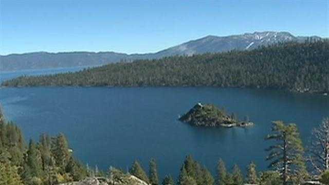Invasive clams in Lake Tahoe