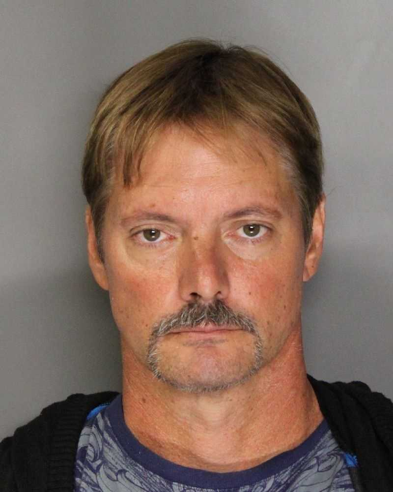 Scott Shrum, 46, was arrested onsuspicionof having an inappropriate sexual relationship with a young girl, authorities said.