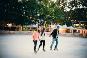 What: Downtown Holiday Ice RinkWhere: St. Rose of Lima ParkWhen: Mon - Thur 2 p.m. to 8 p.m.&#x3B; Fri - Sat 10 a.m. to 10 p.m.&#x3B; Sun 10 a.m. to 8 p.m. Holiday hours vary through Jan. 21.Click here for more information on this event.