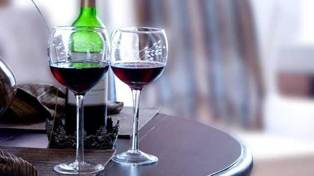 Sleep Foods - Wine