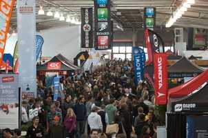 What: Ski & Board FestivalWhere: Cal ExpoWhen: Sat 11am-8pm&#x3B; Sun 11am-5pmClick here for more information on this event.