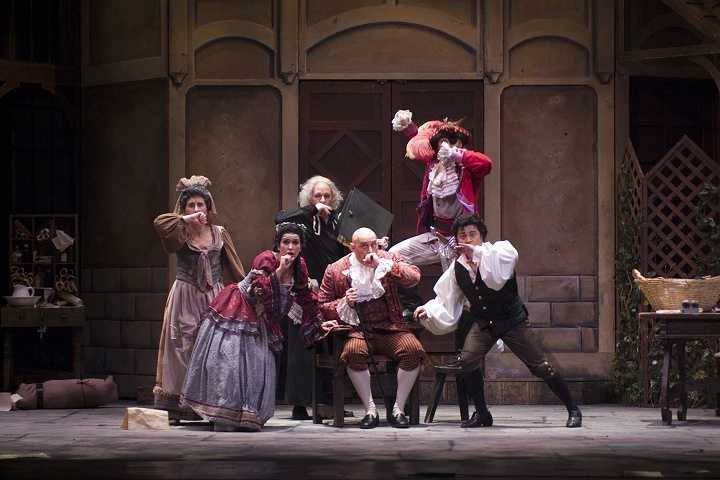 What: Sacramento Opera's The Barber of SevilleWhere: Community Center TheaterWhen: Fri 8pm&#x3B; Sun 2pmClick here for more information on this event.