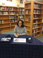 University of New Hampshire recruited Demi Muses of Casa Roble High School to play volleyball.