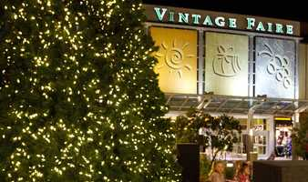 Vintage Faire Mall, ModestoThursday: 6 p.m.-midnight&#x3B; Friday: 6 a.m.-10 p.m.