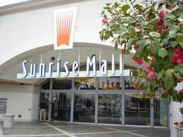 Sunrise MallThursday 6 p.m. until Friday 10 p.m.