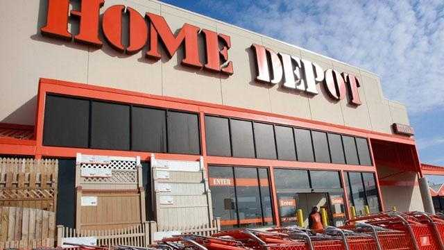 Home DepotThursday closed&#x3B; Friday 6 a.m.