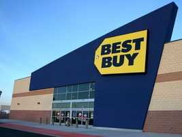 Best BuyThursday 5 p.m.-1 a.m.&#x3B; Friday: 8 a.m.