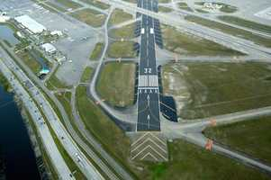 6) Palm Beach International Airport