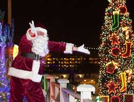 What: Old Sacramento Tree Lighting Ceremony & Raley's Theatre of LightsWhere: Old SacramentoWhen: Ceremony: Wed 6:30pm&#x3B; Theatre of Lights: Thurs-Sun 6:15pm & 7:45pm through Dec 31Click here for more information on this event.