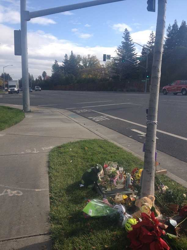 Hill says she spent just 30 minutes at this intersection Monday, grieving her son where he was killed the previous day. When she and her friend returned to their vehicle, Hill's phone was missing. It held her last photos of her son. Read full story