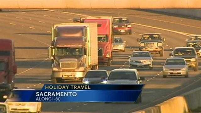 Travelers prepare to head home on the busiest traffic day of the year.