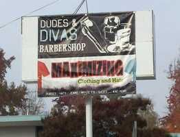 No injuries were reported after several shots were fired at Dudes and Divas hair salon in Stockton on Tuesday, police said. As many as12 shell casings littered the ground nearCalifornia and Lindsay streets, where the business is located.