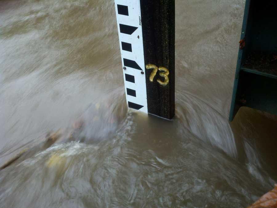 FridayArcade Creek got pretty full even before noon Friday (Nov. 30, 2012).
