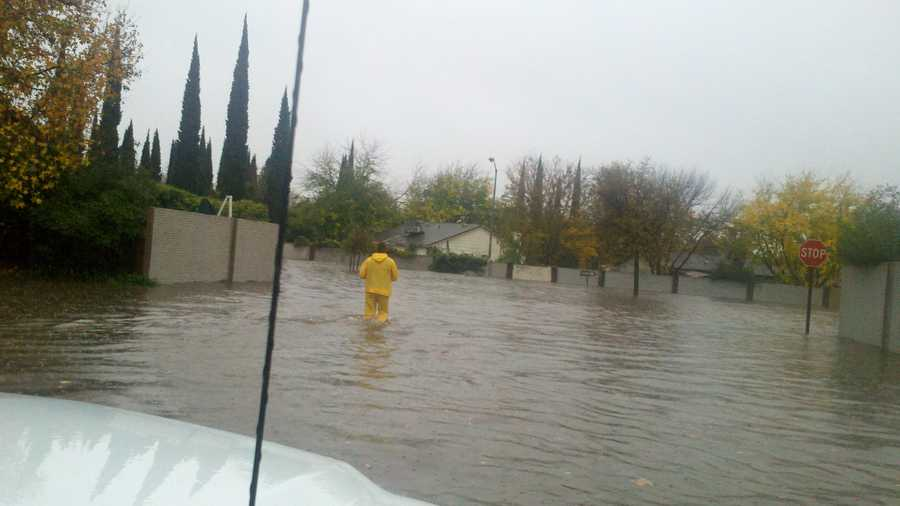 SundayThese photos were snapped by a KCRA 3 Insider from the neighborhood at Don Julio and Elkhorn Boulevard, across the street from McDermott (Dec. 2, 2012).