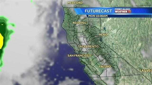 With Northern California reeling from a powerful series of storms that extended into Sunday, FutureCast shows that more rain is on the way. See when and where the next rainfall will occur. *** FutureCast was rendered Sunday afternoon and is subject to change.