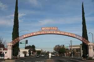 6. Modesto has an unemployment rate of 13.9 percent.