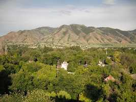 10. Logan, Utah has an unemployment rate of 3.8 percent.
