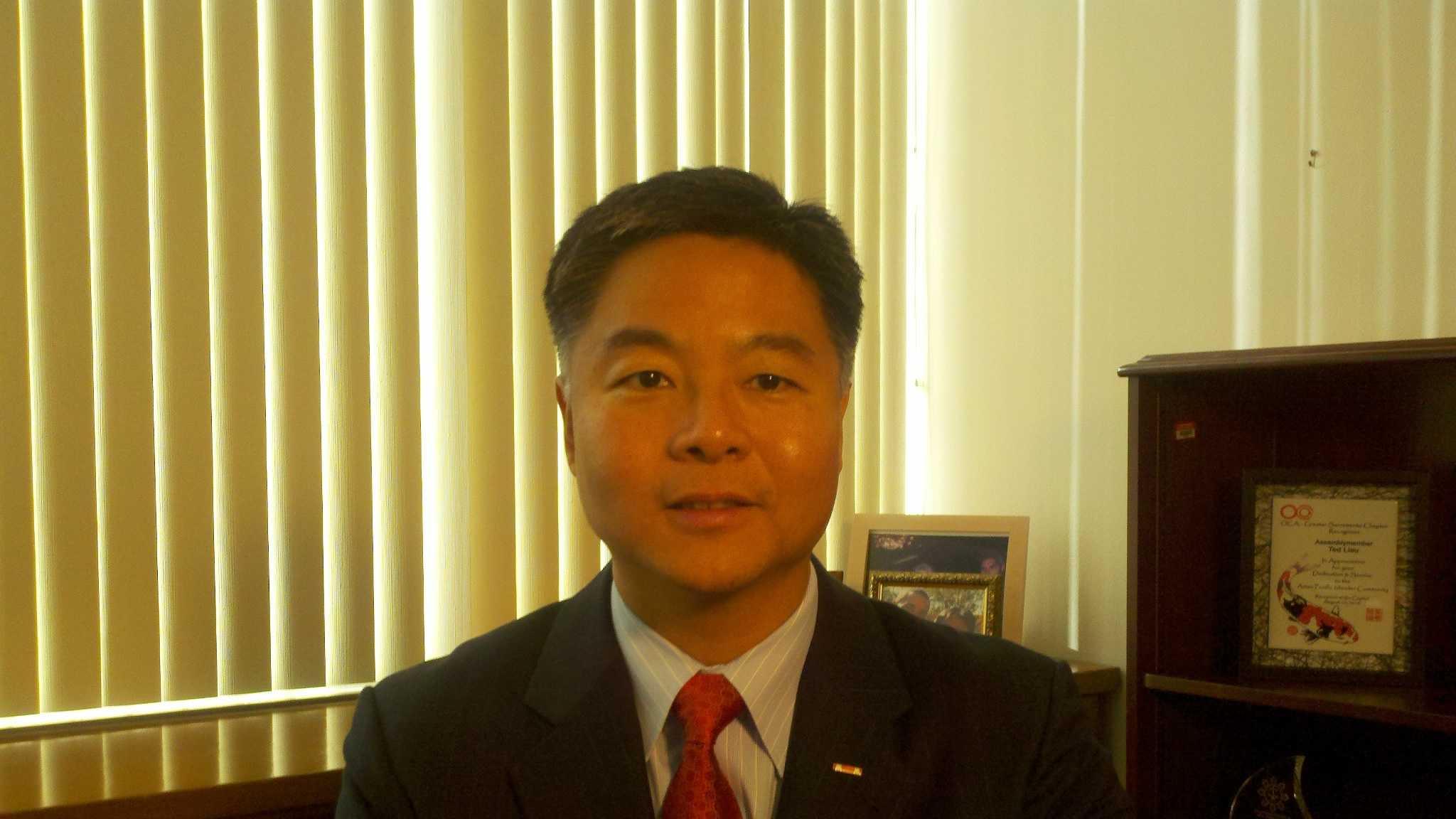 California Sen. Ted Lieu