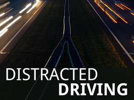 The most recent data from the Office of Traffic Safety indicates that a majority of car crashes are caused by distracted drivers. See some other traffic statistics behind texting, eating and other forms of distracted driving.