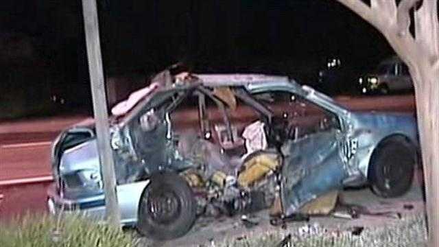 Deputy crash report released