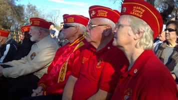 Friday marked the 71st anniversary of the attack on Pearl Harbor. Current and former military members gathered in Sacramento on Friday to pay tribute to those who lost their lives that day. (Dec. 7, 2012)