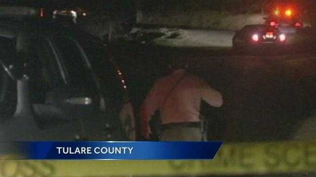 Tulare shooting