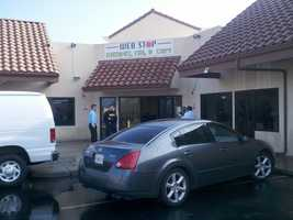Sacramento Sheriff Deputies and agents from the State Department of Justiceon Tuesdayraided two Internet cafes suspected of being used for computer-assisted gambling.