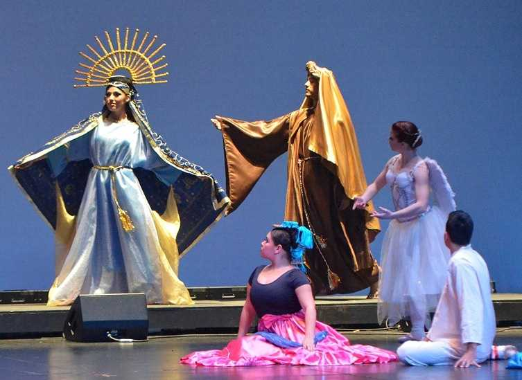 What: Compania Mazatlan Bellas Artes: Posada NavidenaWhere: Three Stages Performing Arts CenterWhen: Fri 7:30pmClick here for more information on this event.