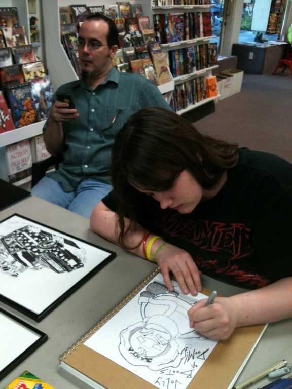 What: Drawing for ToysWhere: Empire Comics VaultWhen: Sat 11am-6pmClick here for more information on this event.
