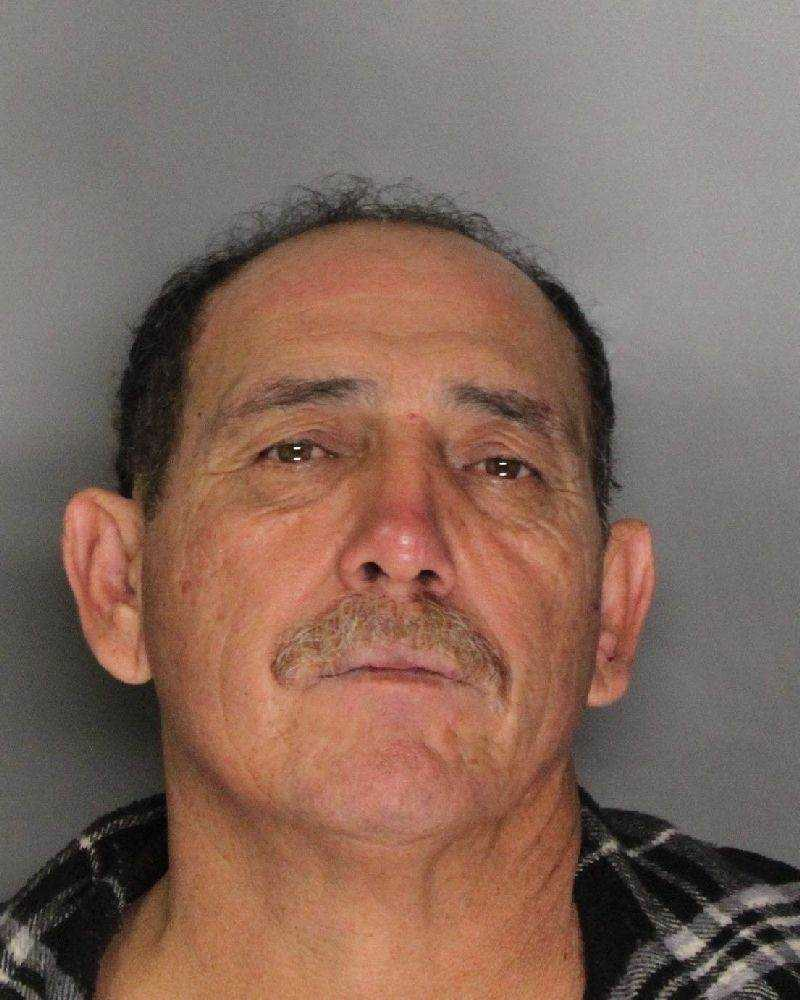 Paul Garduno, 54, was arrested following a four-hour standoff in Sacramento, police said. Read full story