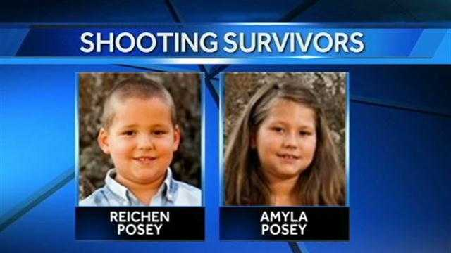 Folsom womans niece and nephew at school during shooting
