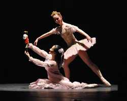 """What: Pamela Hayes Classical Ballet's """"The Nutcracker""""Where: Three Stages Performing Arts CenterWhen: Fri and Sat 7:30 p.m.&#x3B; Sun 2 p.m.Click here for more information on this event."""