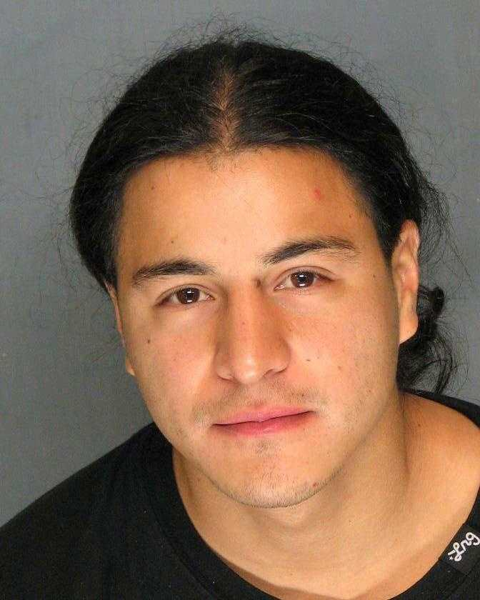 Victor Barraza, 21 in connection with a house party shooting that injured two people and killed one in Stockton. Read full story