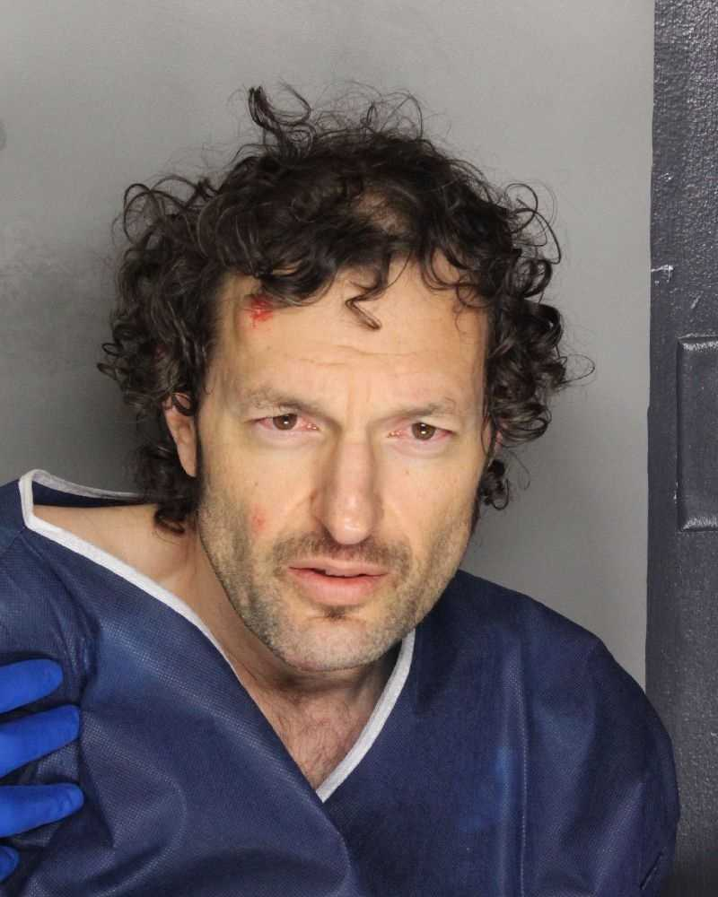 David Brook, 44, who was not wearing any clothing, was arrested on after a struggle with officers, according to the Sacramento Police Department. Read full story