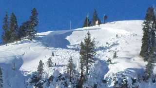 A snowboarder was killed in another avalanche Monday at Donner Ski Ranch.