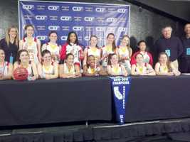 St. Francis High School yields a number of great female athletes, and its basketball program is no exception with eight SJS championships.  St. Francis won its first Division I title in 2011.  Prior to that, two were won in Division II and five were won in Division III.