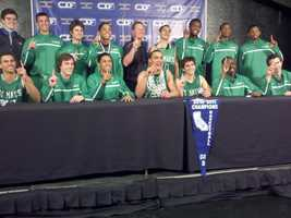 The St. Mary's boys basketball program has won a total of eight SJS championships: four in Division I, three in Division II, and one in Division III. Their last championship was in 2011.