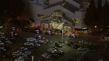 Arden Fair Mall was evacuated Wednesday after a large fight broke inside, Sacramento police said.