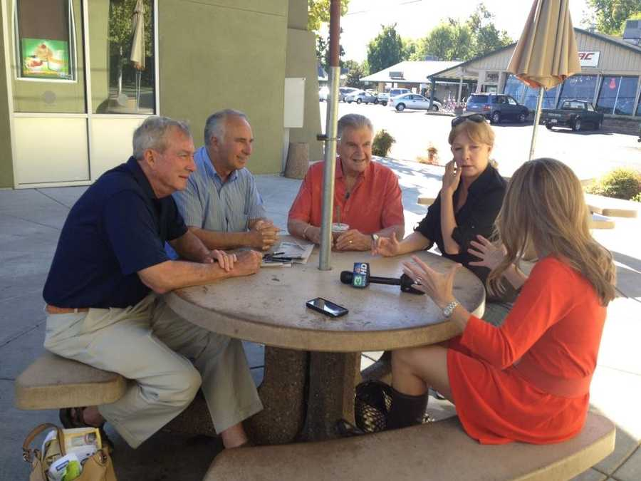 Deirdre interviews some famous KCRA alums as part of her farewell piece for Walt Gray.