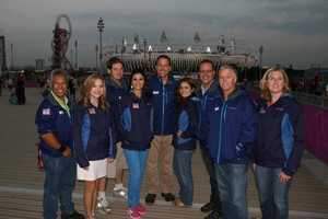 The Hearst Television Olympics team.
