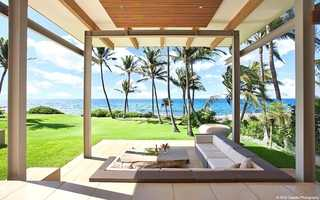 Average nightly rate at the Wailea Alii in Maui, Hawaii is $10,000.