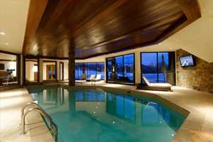 Average nightly rate at the Starwood Estate in Aspen, Colo., is $5,000.