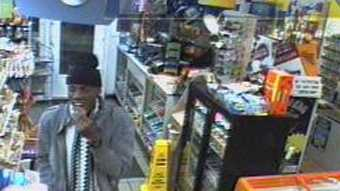 The Fairfield Police Department released photographs of the men linked to the robberies.