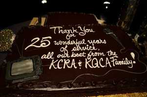 In 2012, KCRA 3 said goodbye and goodluck to longtime anchor and reporter Walt Gray.